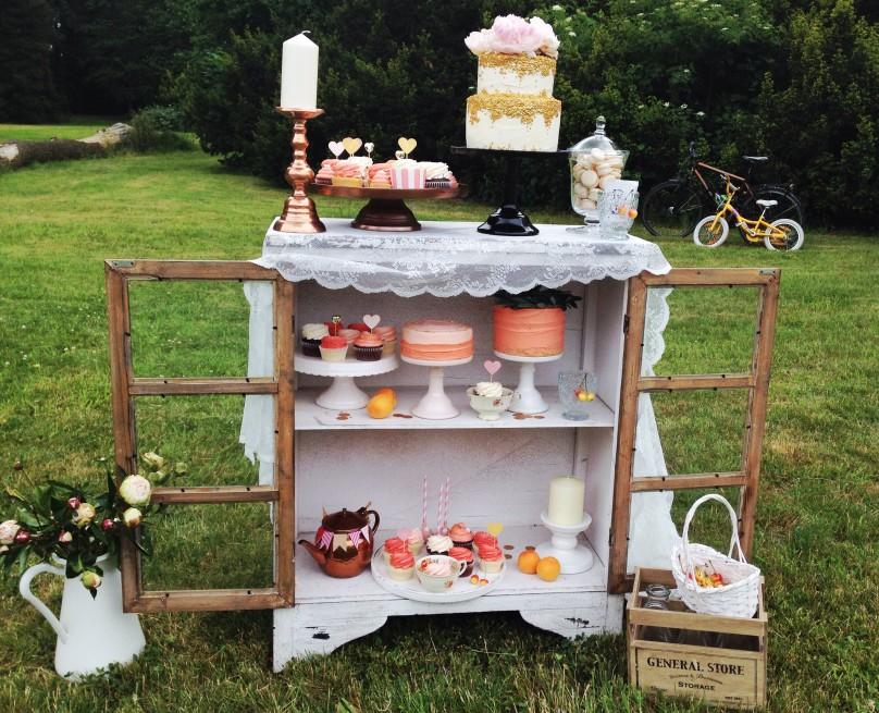 Candy Buffet für Firmenfeste