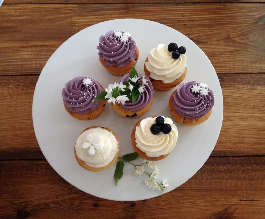 Cupcakes Frühling